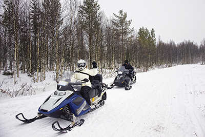 Insuring Your Snowmobile